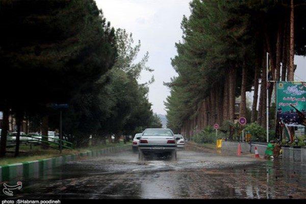پیش بینی بارش باران در پاییز 98