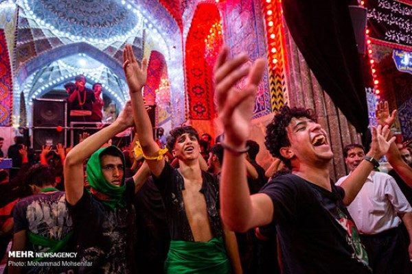 کربلا در شب اربعین حسینی