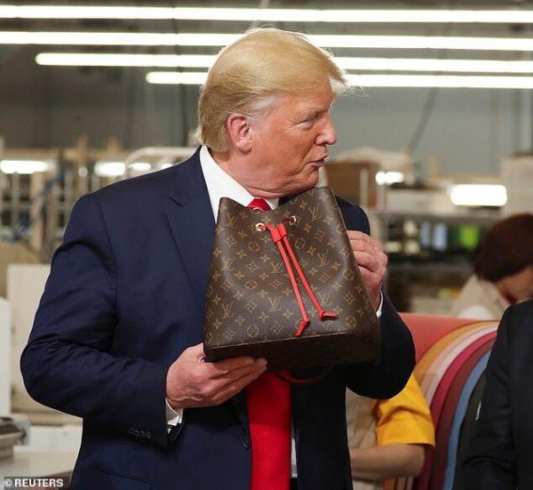 کیف دستی ایوانکا ترامپ