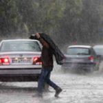 هشدار هواشناسی نسبت به تشدید بارش ها در برخی استان ها!