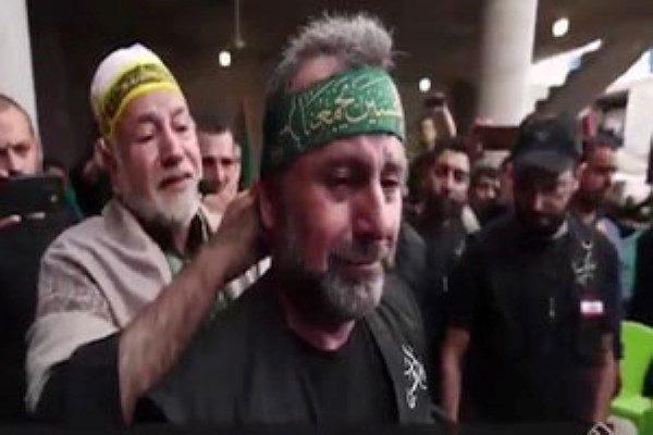 غافلگیری موکب داران عراقی توسط زائران ایرانی!
