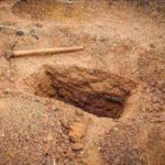 زنده ماندن نوزاد در قبر به طرز معجزه آسا پس از ۲ روز تدفین !! + عکس
