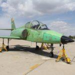 ژست جالب خلبانی که با جت ایرانی یاسین پرواز کرد!