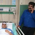 درخواست پدر دانش آموز یزدی برای بخشش معلم خاطی !!
