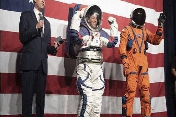 لباس های جدید فضانوردی