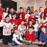 خانواده پرجمعیت انگلیسی با ۲۲ فرزند!!!