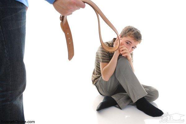 تنبیه بدنی معلم