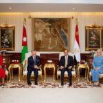 ظاهر شدن همسر رئیس جمهور مصر بعد از مدت ها در ملا عام