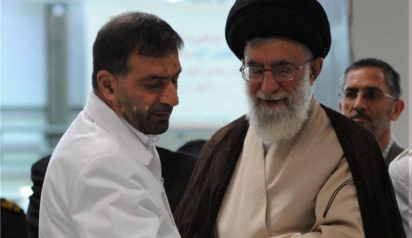 نامه پرمحتوا و مهم پدر موشکی ایران برای رهبر معظم انقلاب