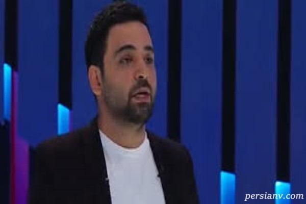 احسان علیخانی مجری صدا و سیما هم درباره تیم ملی نظر داد!