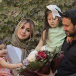 لاکچری ترین جشن تولد دختر شاهرخ استخری | نبات استخری یک ساله