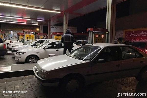 اصلاح قیمت بنزین