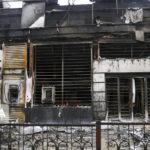تصاویری از تخریب اموال عمومی در شیراز در روزهای گذشته!!