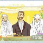 خانم های محجبه و مردان چفیه پوش، دنبال ترویج چند همسری در ایران اند!!؟