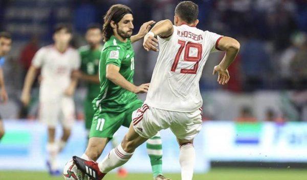 گزارش بازی ایران و عراق با صدای ممنوعه ؟!