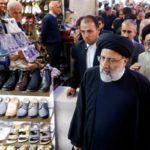 بازدید سرزده حجت الاسلام رئیسی رئیس قوه قضائیه از بازار تبریز!