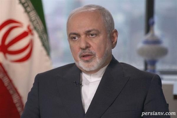 واکنش ظریف به حمایت آمریکا از مردم ایران | وقیحانه است!!