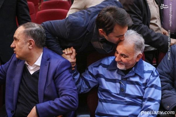 حواشی دادگاه امروز نجفی