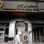 تصاویر منتشر شده از خسارت به اموال عمومی در اسلامشهر و شهر قدس!!