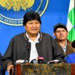 پناهندگی مورالس رئیس جمهور سابق بولیوی پس از استعفای جنجالی
