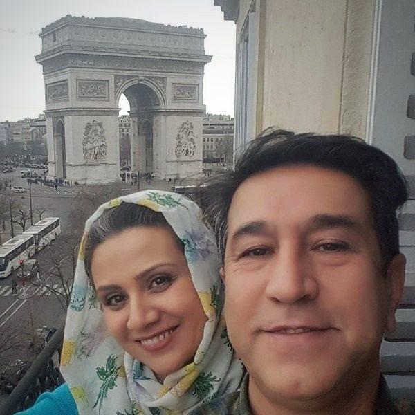 مجید اوجی همسر فلورا سام در گذشت
