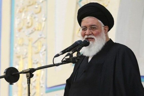 دفتر علم الهدی امام جمعه مشهد