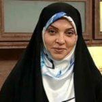 واکنش متفاوت راحله امینیان مجری چادری به جنجال چند همسری!!