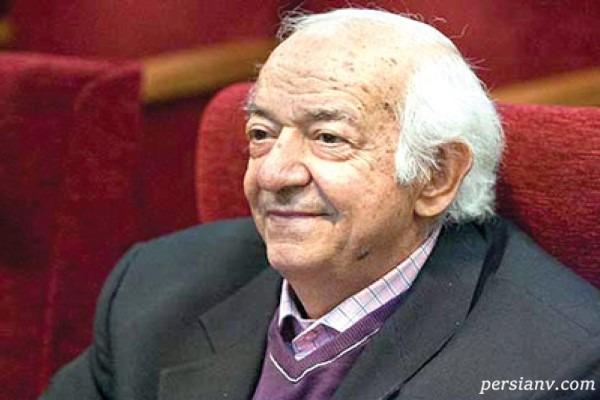 رضا عبدی بازیگر رادیو