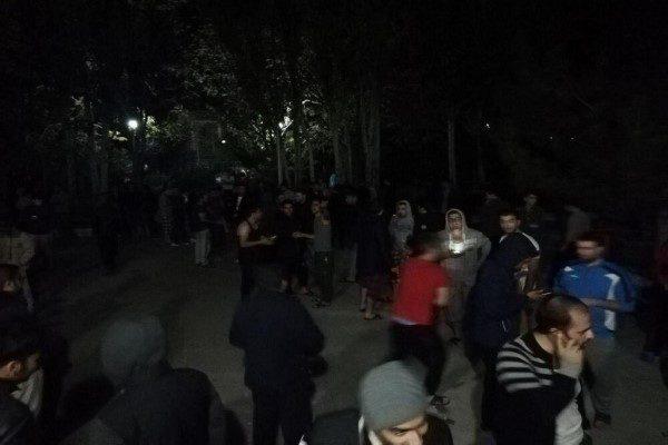 زلزله در آذربایجان با چندین فوتی و مصدوم + اولین تصاویر از خسارات آن!