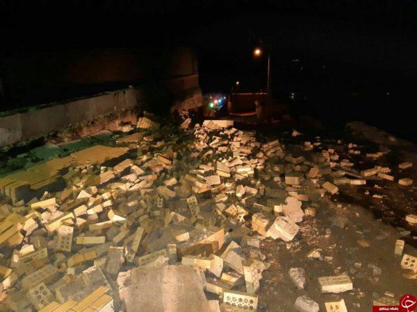 زلزله شمال غرب ایران