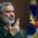 سردار فدوی در همایش بسیج خواهران:هدف من داشتن ۲۵ نوه است!!