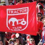 حمایت کشور ترکیه از شعار هواداران تراکتور در بازی با استقلال