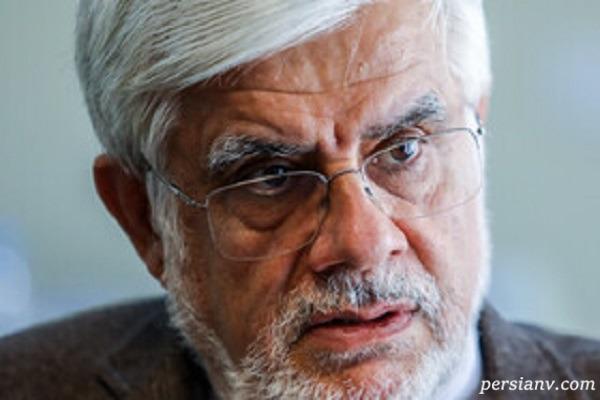 درخواست صریح عارف رئیس فراکسیون امید از لاریجانی در مجلس
