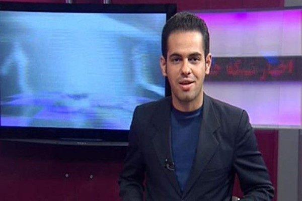 عباس قانع گزارشگر تلویزیون