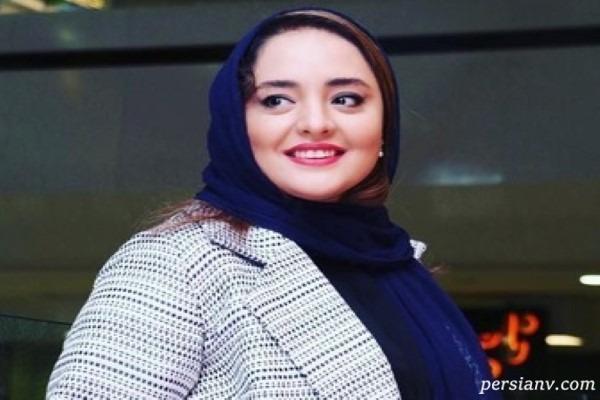 عکس جدید از نرگس محمدی با ظاهری متفاوت بعد از ستایش!
