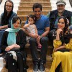 عکس جدید خانواده شریفی نیا با جسم هایی جدا اما دل هایی پیوسته