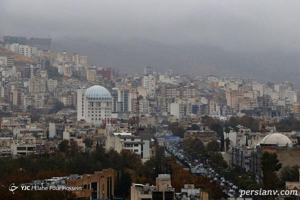 انتشار نخستین عکس هایی از شیراز بدون خشونتهای بنزینی!