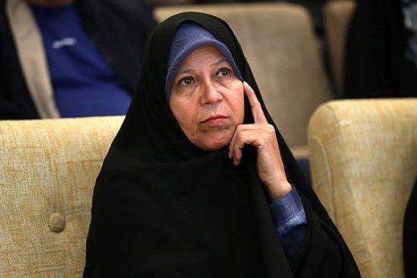نظر جنجالی فائزه هاشمی رفسنجانی درباره چند همسری و واکنش تند کاربران!!
