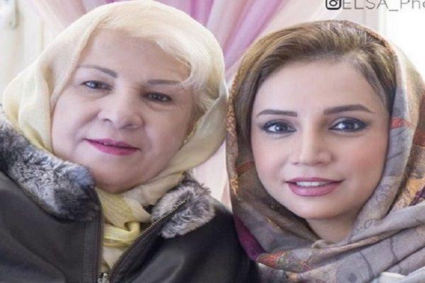 سورپرایز متفاوت مادر شبنم قلی خانی از راه دور برای تولد دخترش!