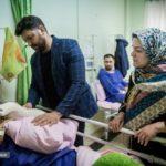 مجروحان اغتشاشات بنزینی اخیر تهران در بیمارستان!!