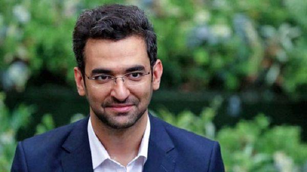 انتشار عکس های ثنا اسدیان برای تهدید وزیر جوان کابینه روحانی