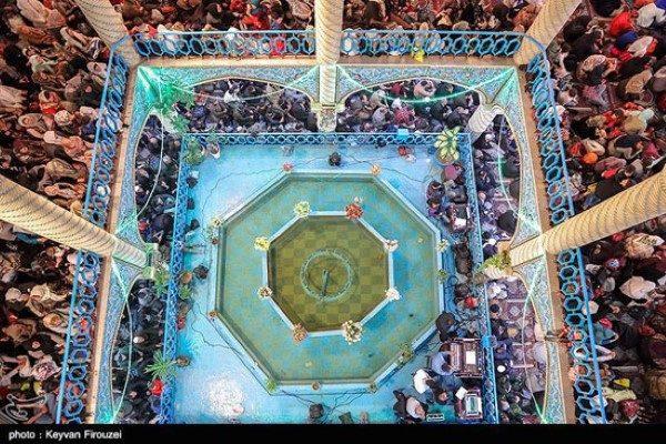 مراسم مولودی خوانی در سنندج