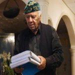 مظاهر مصفا شاعر و پدر علی مصفا در زادگاهش به خاک سپرده شد!