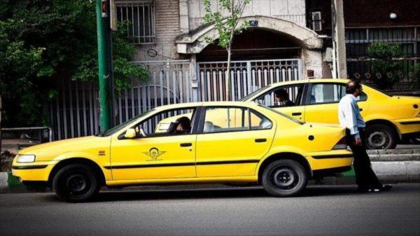 نرخ کرایه های تاکسی
