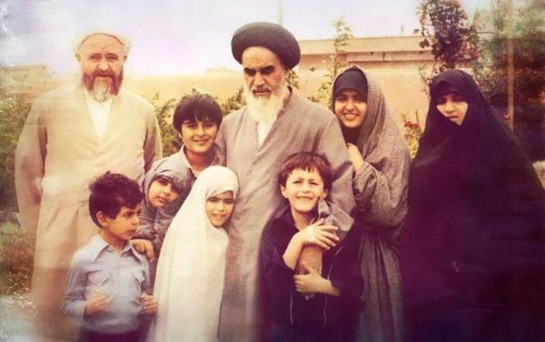 نظر امام خمینی در مورد چند همسری