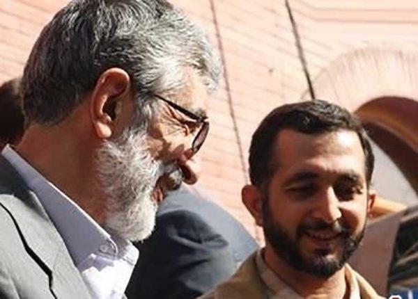 اقدام عجیب پسر غلامعلی حداد عادل در واکنش به حمله به خانوادهاش!!