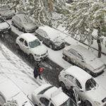 پیش بینی بارش در مناطق مختلف کشور | شدت برف در تهران!
