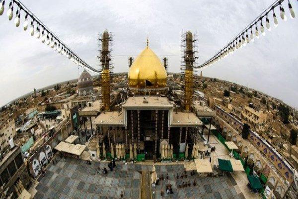 محل دفن امام حسن عسکری