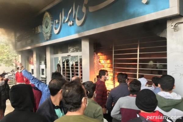 پشت پرده اغتشاشات بعد از گرانی بنزین در ایران | اشرار علیه مردم!!
