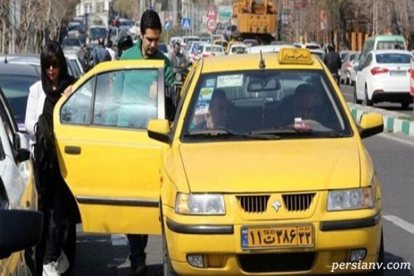 تاثیر افزایش نرخ بنزین بر نرخ کرایه های تاکسی و اسنپ و تپسی!